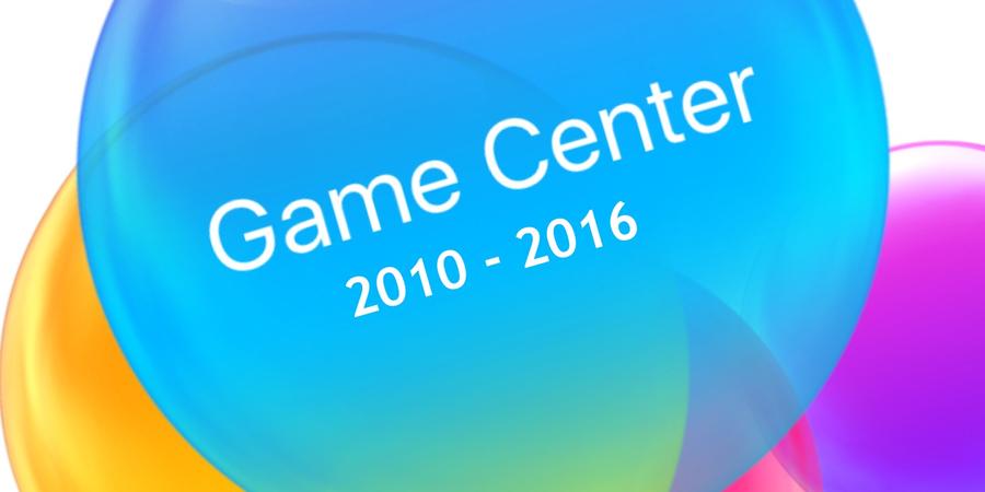 R.I.P. Game Center
