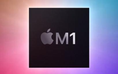 Native Apple M1 ondersteuning